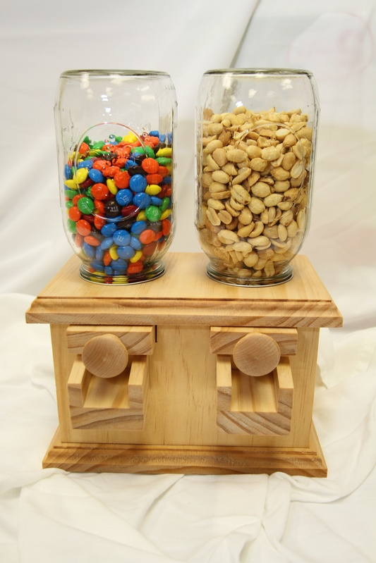 Wood Candy Dispenser Plans Diy Free Download How To Make A Coat Rack